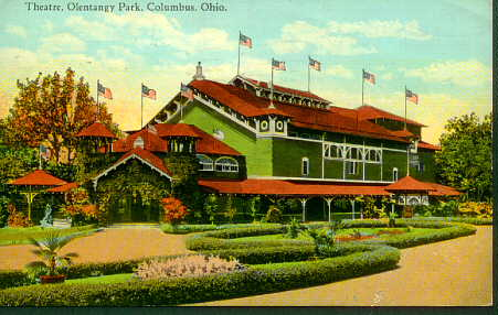 Clintonville Online Olentangy Park 1893 1937